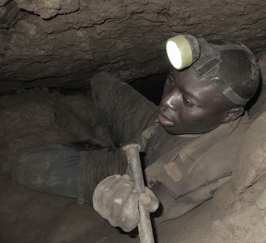 Working conditions are tough, but artisanal mining provides an essential livelihood to millions in the Congo