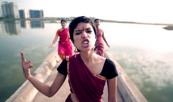 Indian Rapper, Sofia Ashraf, turns up the heat on Unilever's toxic legacy