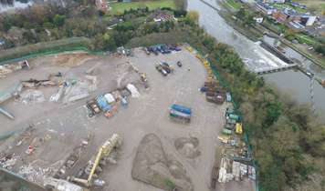 Environment Agency Thames Flood Plain Scandal