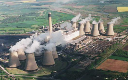 Drax - yes those cooling towers are wasting 70% of the fuel's energy