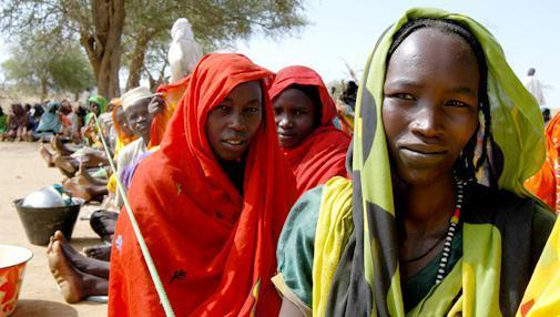 Women in Darfur
