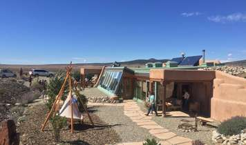 Inside Earthships