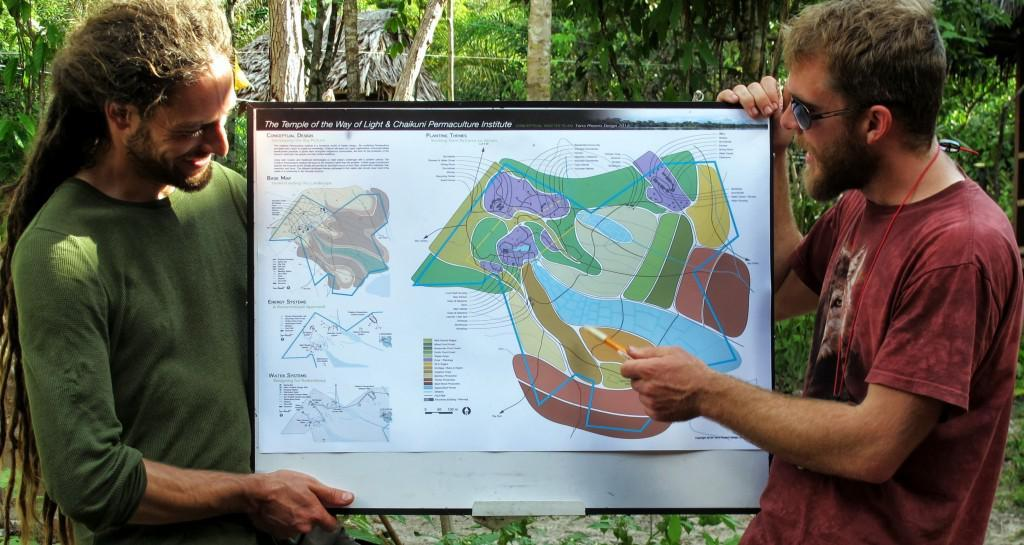 Permaculture planning