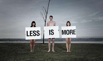 Less is More by Matt Harvey