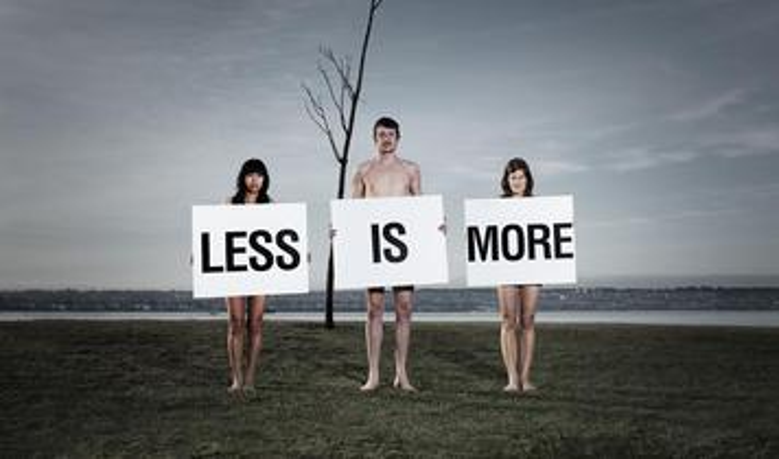 Less is More by Matt Harvey