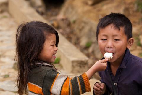 child altruism 3