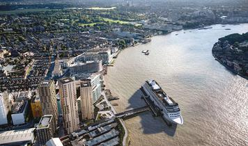 Campaign to sink London's toxic cruise ship port kicks off