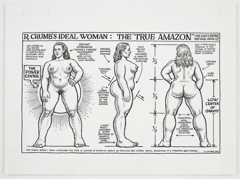 crumb amazon woman