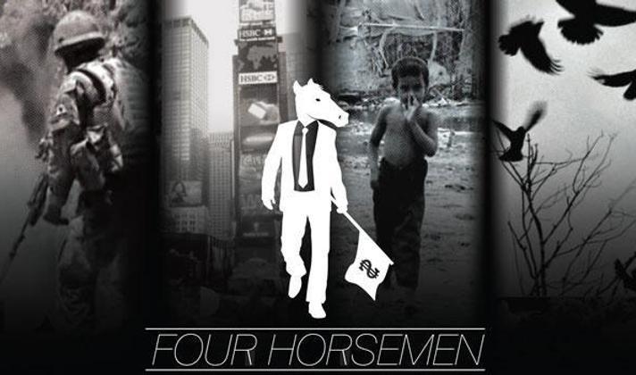 Four Horsemen - Official Trailer