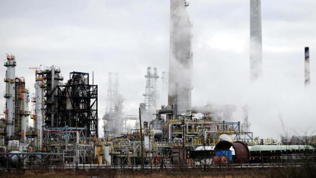 gatwick oil find