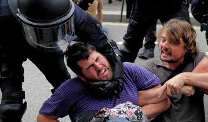 Violence begets violence (police brutality 2 music video)