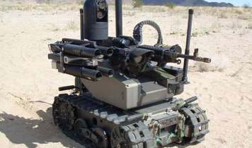 Slaughterbots - AI-powered, killer robots could be impossible to turn off