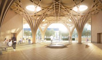 Europe's first eco-mosque opens in Cambridge