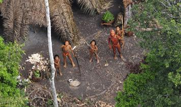 Uncontacted tribes - let them live