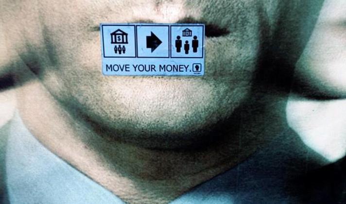 Move Move Move Your Money!