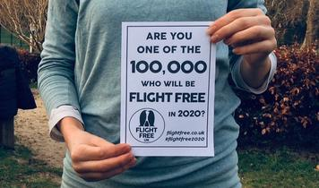 Would you give up flying to save the environment?