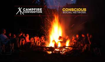 Campfire - Help Spark The Change – A Radical New Form Of Social Networking