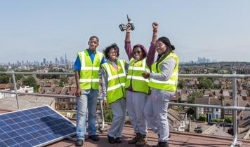 Five ways solar power is improving lives