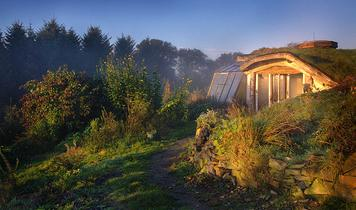 You could live in this dream eco home for less than the price of a 1 bed London flat