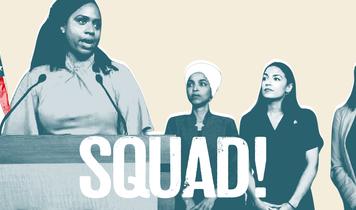 SQUAD GOALS - join the women saving America