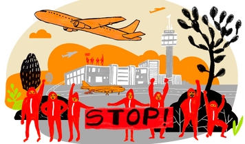 The people versus airport expansion
