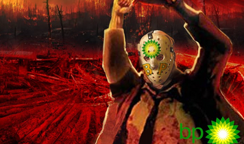 BP accused of West Papua chain saw massacre