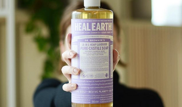 Dr. Bronner's Heal Earth! Campaign Launches in the UK