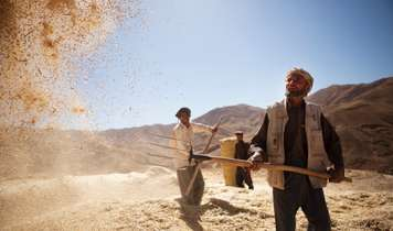 Climate change and coronavirus in Afghanistan