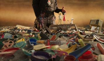 Yusuf / Cat Stevens explores the possibilities of waste-free music video production