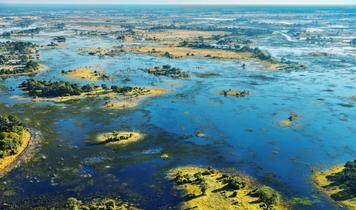 Disaster capitalism closes in on Africa's last pristine ecological megastructure